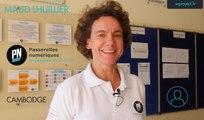 Maud Lhuillier - Passerelles numériques Cambodge