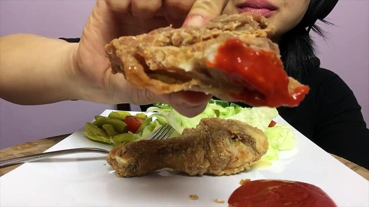 Sas Asmr Fried Chicken / #friedchicken #kfc #kfcthailand #asmr #mukbang #asmrmukbang #asmreatingshow #eatingsounds #letseat #asmrsounds #asmrsatisfyingsounds #asmrcommunity #asmrfood.