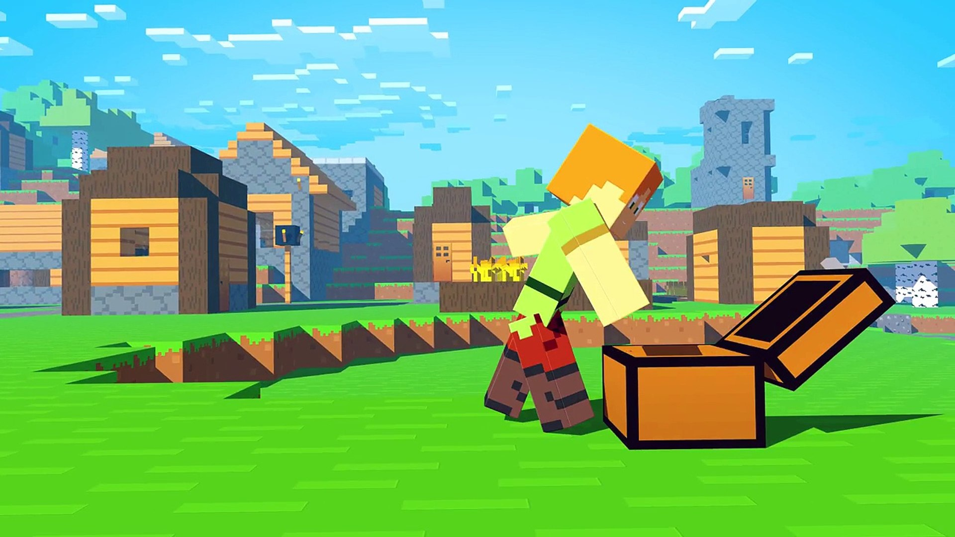 Haunted By Ghosts The Minecraft Life Of Alex Steve