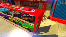 Disney Pixar Cars Mack Truck Hauler Disney Pixar Cars 2 Lightning Mcqueen Disney Cars 3 Cars