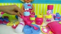 Nenuco Lucía y el bolso con accesorios para bebés de juguete y mi primera ropita en Mundo Juguetes