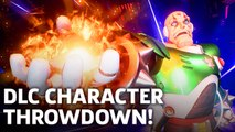 Marvel vs. Capcom: Infinite DLC Gameplay - Sigma, Monster Hunter, and Black Panther