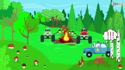 Мультфильм про машинки для детей - Трактор - Детские видео