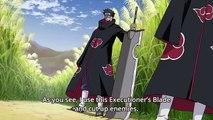 Naruto Shipuden: Itachi and His First Akatsuki Teammate Juzos Story Full Video HD