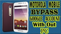 Video How To Bypass Google Account - Motorola Phone Moto G 3rd Generation - Easy Way To Bypass Verification Motorola Devices 2017