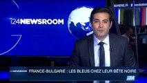 France-Bulgarie: les Bleus chez leur bête noire
