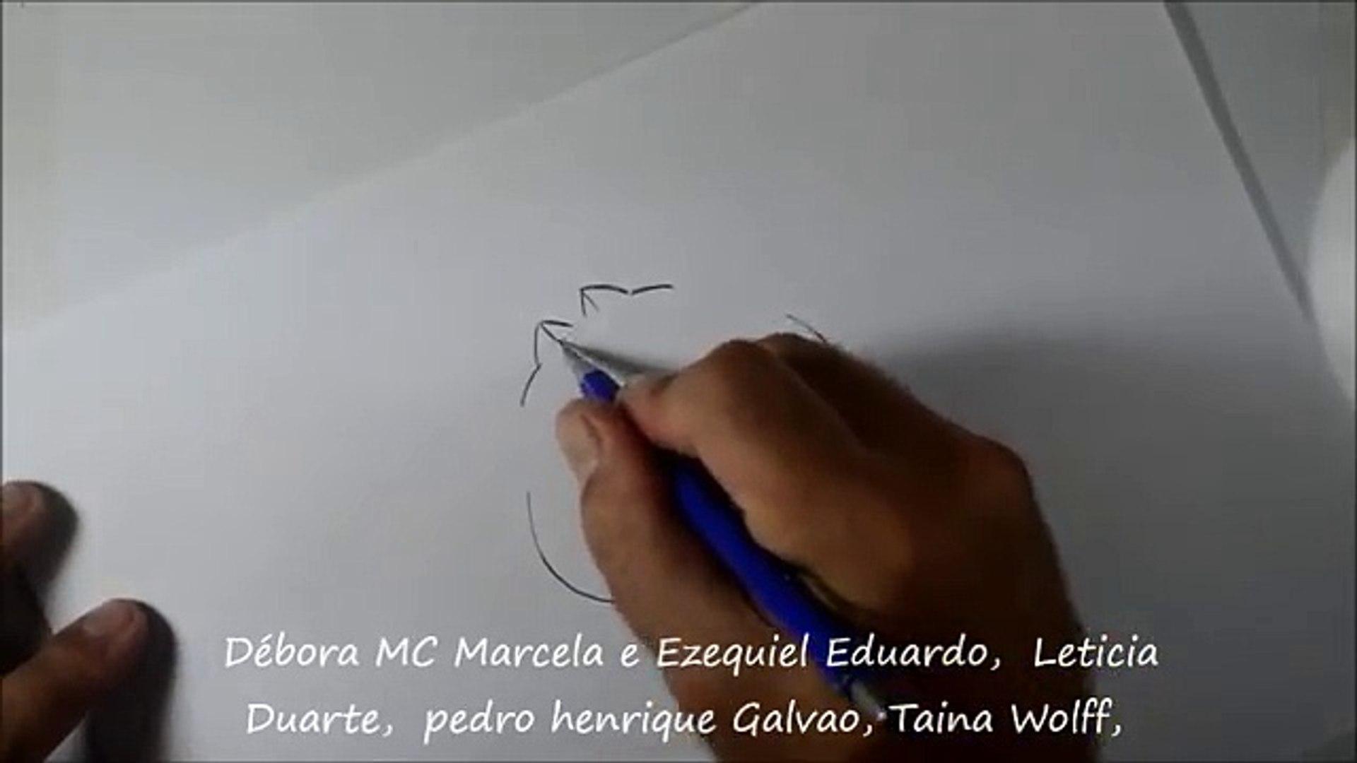 Como Desenhar O Banguela Passo A Passo Video Dailymotion