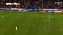Sweden 2 - 0  Luxembourg 07/10/2017 Marcus Berg Super Goal 10' World Cup Qualif HD Full Screen .