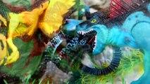 ДИНОЗАВРЫ. ПАУКИ. Битва Динозавров и Пауков новая серия. Динозавры мультфильм на русском. Игрушки ТВ
