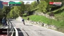 Le Tour de Lombardie : Un coureur belge fait une impressionnante chute (Vidéo)