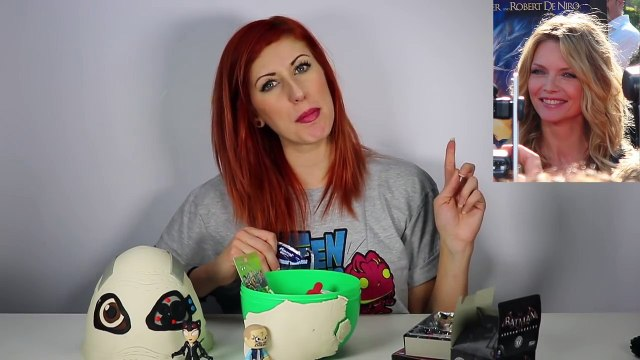 SUICIDE SQUAD Deadshot Surprise Egg with EPIC Blind Boxes & Deadshot Toys + Suicide Squad Swag