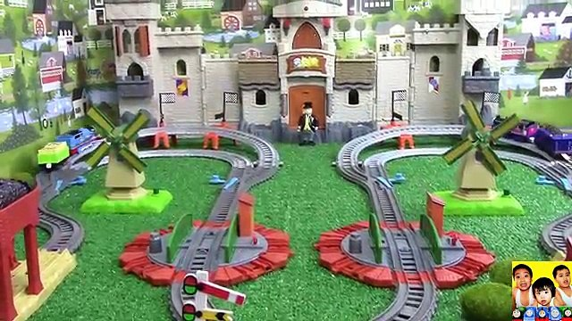 Thomas and Friends: The Great Race #138 |Thomas and Friends toy trains| Thomas & Friends toys