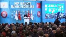 """Cumhurbaşkanı Erdoğan: """"Oturdukları Yerden Ahkam Kesmek Elbette Çok Kolay"""""""