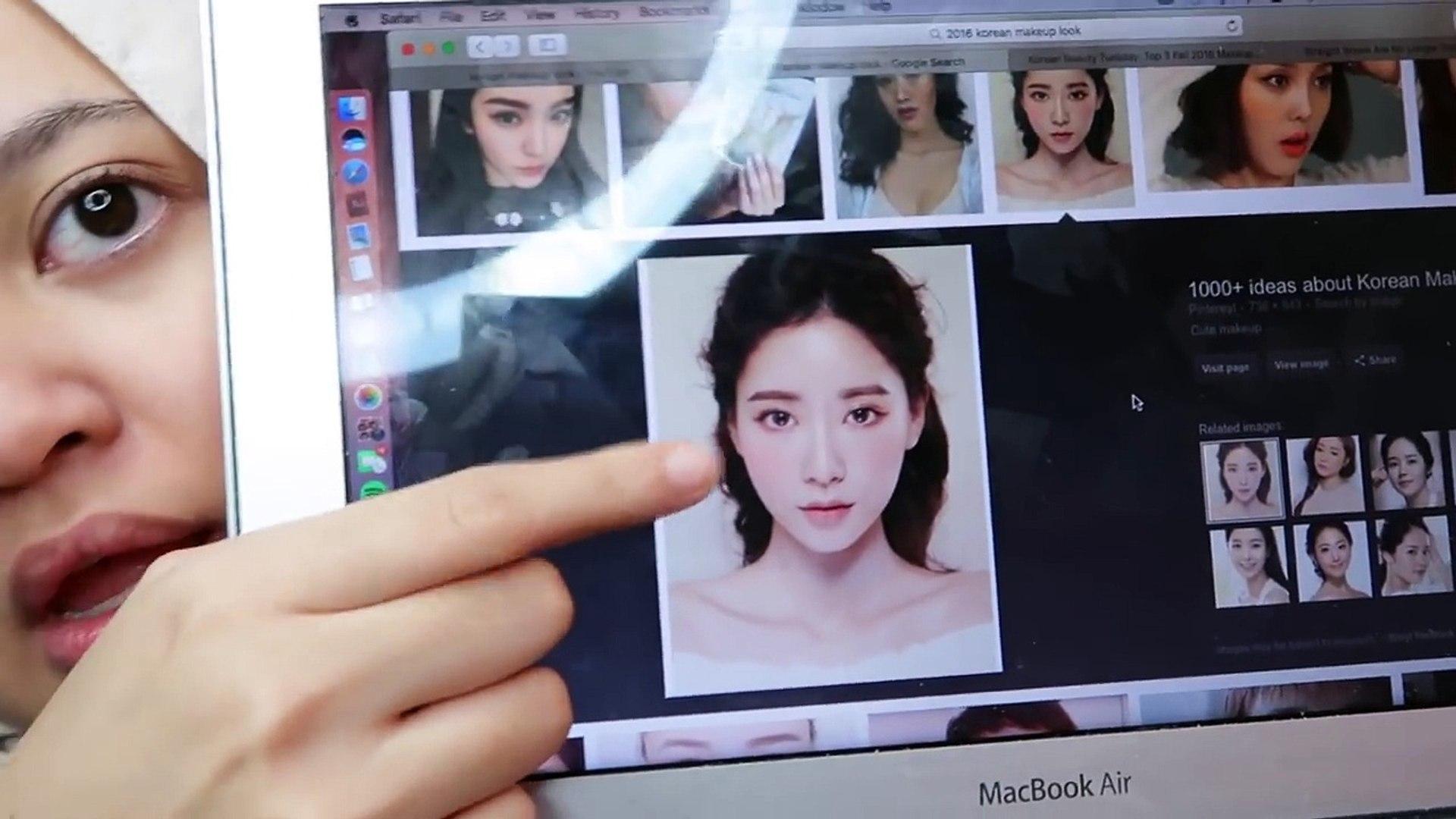 Makeup Challenge: Korean Makeup