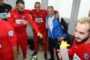 Coupe de France : ASIEG - SA Thiers