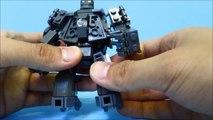 Lego Iron Man Custom Minifigure- Iron Monger