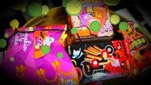 ON MANGE DES BONBONS TOILETTES ! Dégustation Candysan Halloween