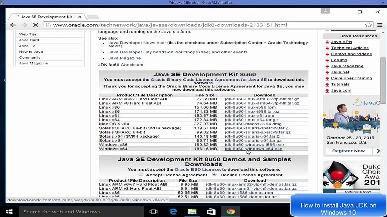 Java Jdk Download