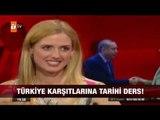 Wilma Elles'ten Erdoğan'a Övgü - atv Ana Haber