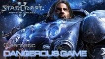 Starcraft II: Wings of Liberty - Cinematic: Dangerous Game