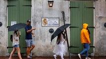 L'ouragan Nate touche les Etats-Unis