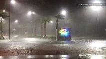 Hurricane Nate slams Mississippi Coast with storm surge and rain
