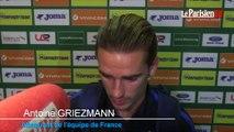 Bulgarie - France : Griezmann «adore ce genre de matchs»