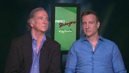 """IR Interview: Mark Linn-Baker & Bronson Pinchot For """"Perfect Strangers"""" [WBTV/Hulu]"""