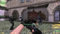 Counter-Strike: Condition Zero gameplay with Hard bots - Chateau - Counter-Terrorist (Old - 2014)