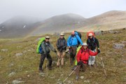 Into The wild - Leadership Experience - Team 2017 Kungsleden