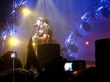 Pascal sur scène avec Christophe Maé mercredi !!!!
