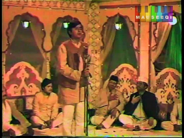 Aaj Tak Yaad Hay Woh Pyar Ka Manzar - Film Sehray Kay Phool (Title_11 DvD Mehdi Hassan Vol.2)