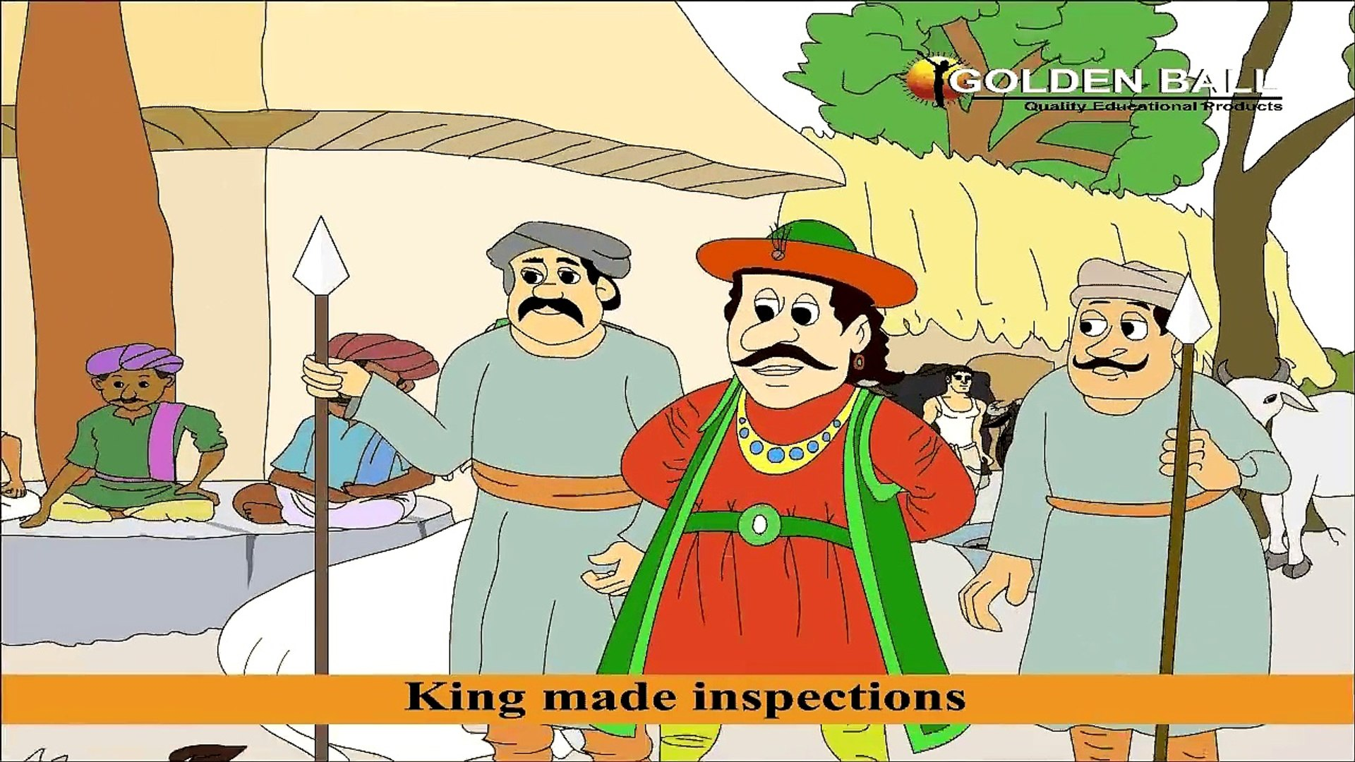 Tenali Raman In English I Moral Bedtime Stories For Kids In English