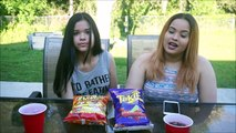 Hot Cheetos and Takis Challenge!