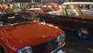 Expo de belles voitures anciennes