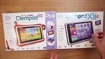 Nuovi tablet Clempad 5.0 Clementoni: Clem Energy + Clem School