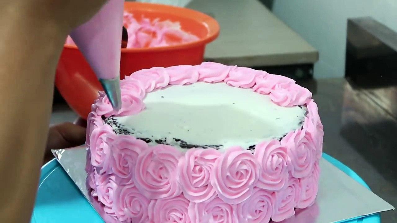 Kekinian Cara Membuat Kue Ulang Tahun Hello Kitty Video Dailymotion