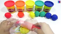 Colorful Play Doh Numbers ► Learn Counting Real Numbers ► Count 21-30 by Kids Toys and Cra