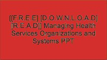 [QeBua.[FREE] [DOWNLOAD] [READ]] Managing Health Services Organizations and Systems by Brand: Health Professions PrLeiyu ShiRichard L. Daft RAR