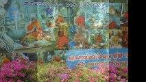 Ayutthaya, Wat Mai Bang Kaja Buddha Footprint, Thailand