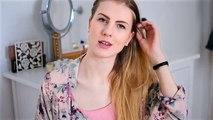 6 simples coiffures de tous les jours rapides coiffures pour le travail scolaire uni