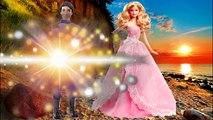 Jeunes filles pour et dessins animés aventure Barbie sirène Ariel la petite sirène 6