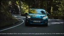 Pub Ford Fiesta Ecoboost - La reine d'Angleterre - Juin 2016