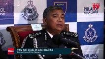 Sokonglah Ketua Polis Negara baharu: Khalid