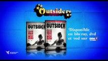 OUTSIDER - Disponible en Blu-ray, DVD et VOD !