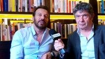 Alex Hugo Rencontre avec Samuel Le Bihan et Lionnel Astier
