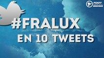 Les meilleurs tweets de France - Luxembourg