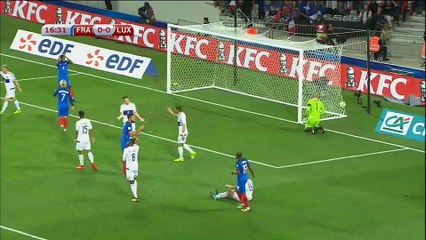 Highlights France-Luxembourg