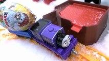 Et amis jouets les trains sa et Thomas the Tank Engine Amis assomme Kinder Surprise Thomas Kinder