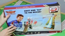 Et attaque poussiéreux feu pic avion avions porter secours Ensemble jouets piste piste disney piston windlifter dair